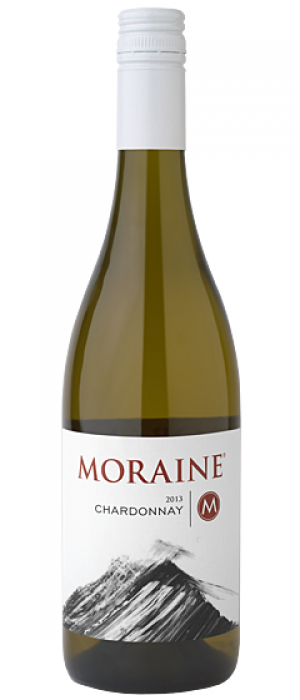 Moraine Estate Winery 2016 Chardonnay Bottle