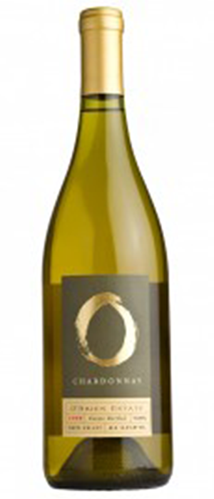 O'Brien 2013 Chardonnay Bottle