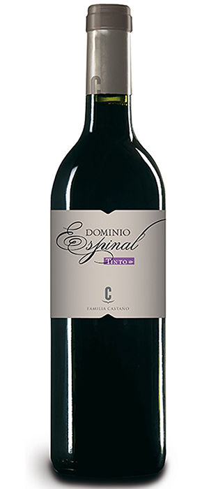 Dominio Espinal Red Bottle