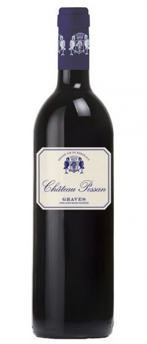 Chateau Pessan 2010 Bordeaux Bottle
