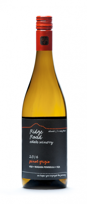 Ridge Road Estate Winery 2014 Pinot Gris (Grigio) | White Wine