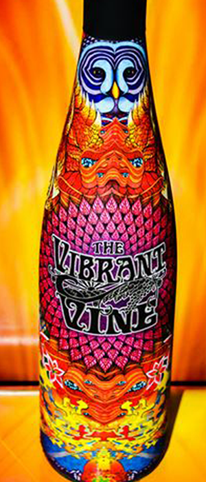 The Vibrant Vine 2013 Gewürztraminer Bottle