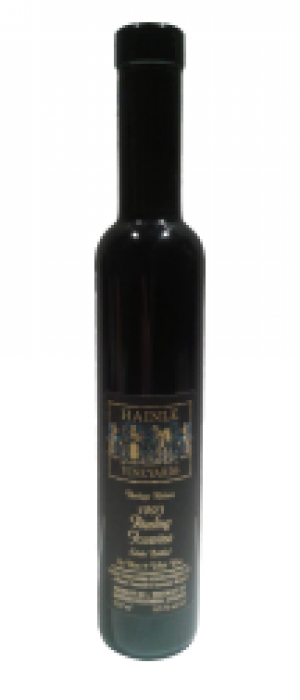 Hainle Vineyards Estate Winery 1993 Riesling Icewine Bottle
