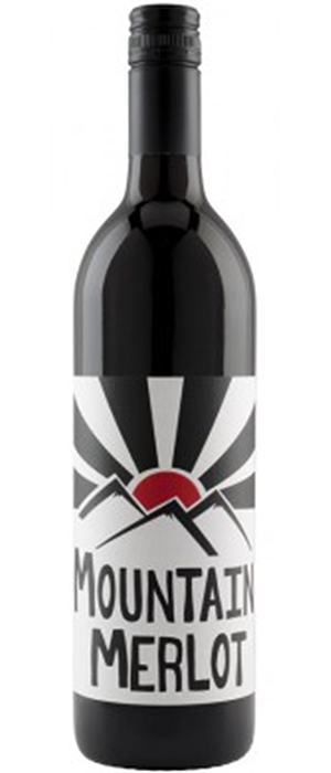 Mountain Merlot Bottle