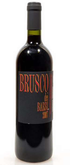 Brusco dei Barbi Sangiovese IGT Bottle