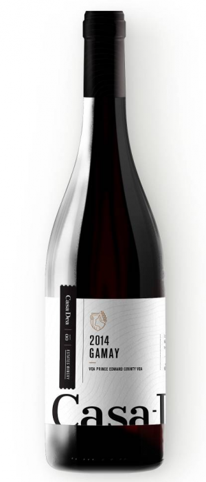 Casa-Dea Estates Winery 2014 Gamay | Red Wine
