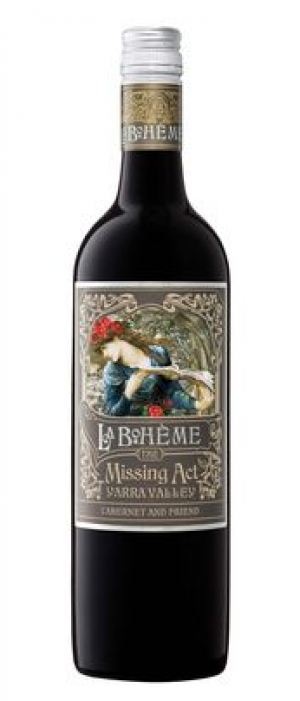 La Bohème the Missing Act Cabernet and Friend | Red Wine