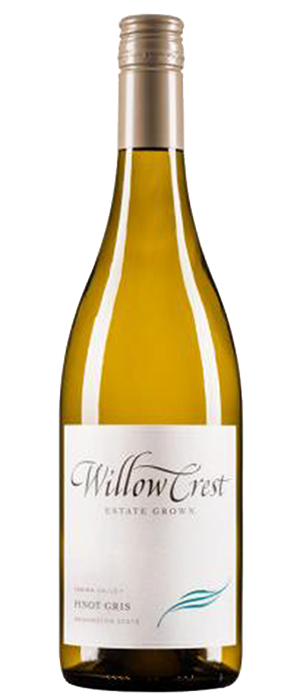 Willowcrest Pinot Gris Bottle