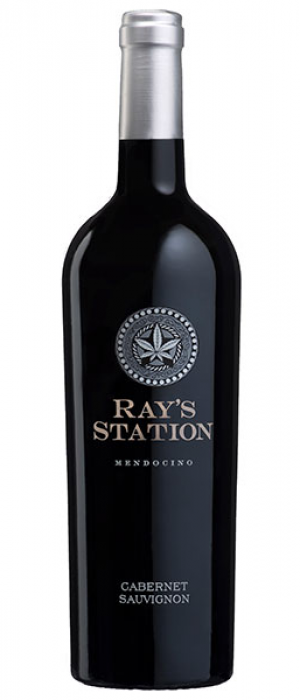 Ray's Station 2014 Cabernet Sauvignon Bottle