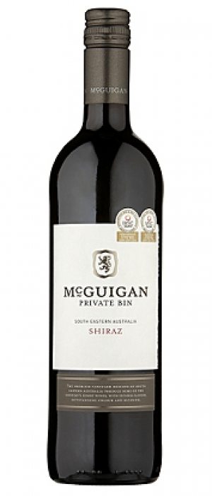 McGuigan Private Bin Shiraz | Red Wine