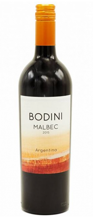 Bodini Malbec | Red Wine
