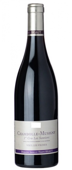 Anne et Herve Sigaut Chambolle-Musigny 1er cru Les Sentiers 2014 | Red Wine