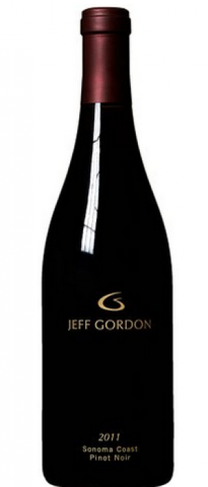 Jeff Gordon Cellars 2011 Pinot Noir | Red Wine