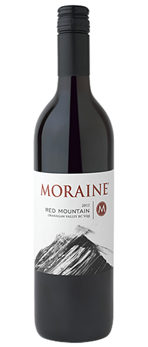 Moraine Red Mountain 2012 Bottle