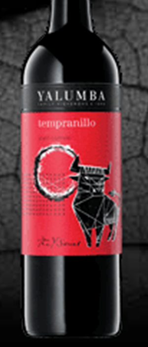 Yalumba 2013 Y Series Tempranillo Bottle