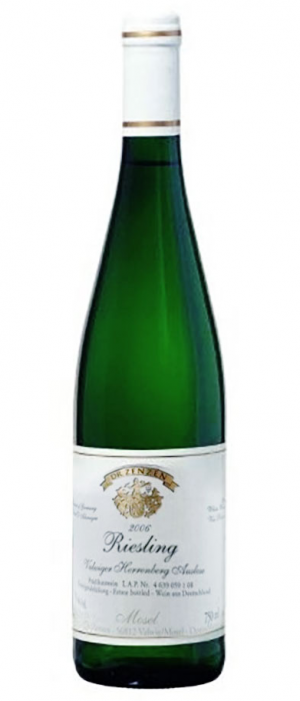 Riesling Auslese Bottle