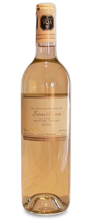 Legends Estates Winery 2008 Semillon Reserve Bottle