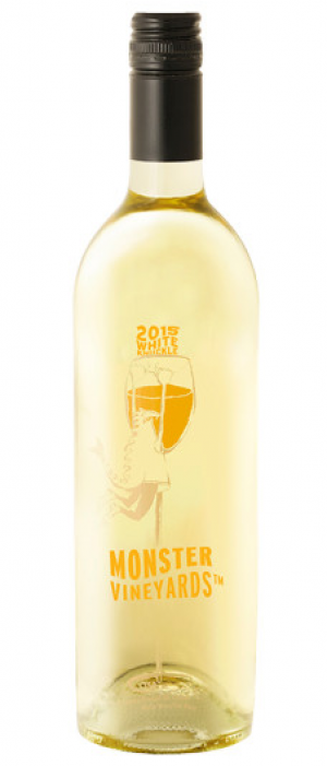 Monster Vineyards 2016 White Knuckle Bottle