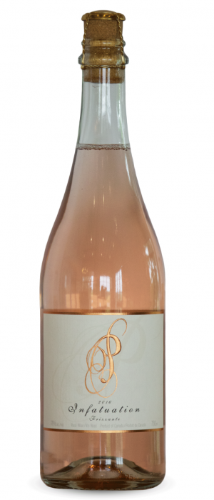 Planters Ridge 2016 Infatuation - Frizzante Rose | Rosé Wine