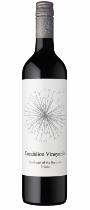 Dandelion Vineyards Lionheart of the Barossa 2015 Shiraz Bottle