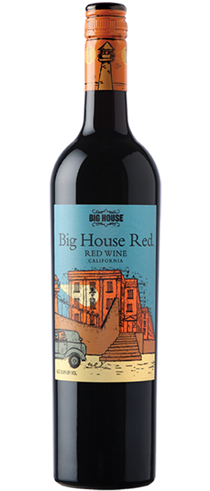 Big House Red® Bottle