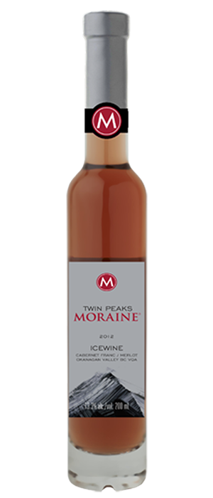 Moraine Twin Peaks Ice Wine 2013 Bottle