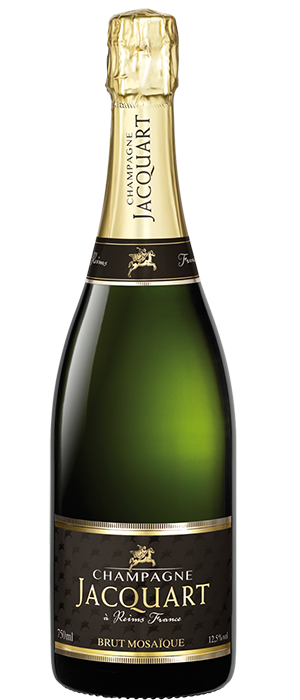 Jacquart Champagne Bottle