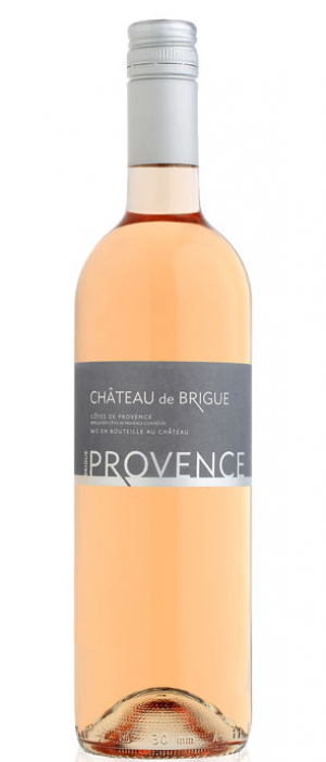 Château de Brigue Rosé Bottle