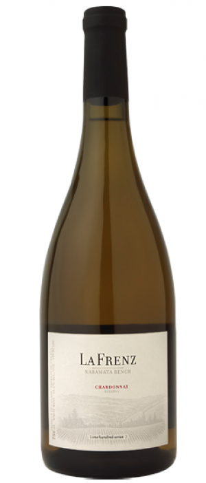 La Frenz 2016 Reserve Chardonnay Bottle