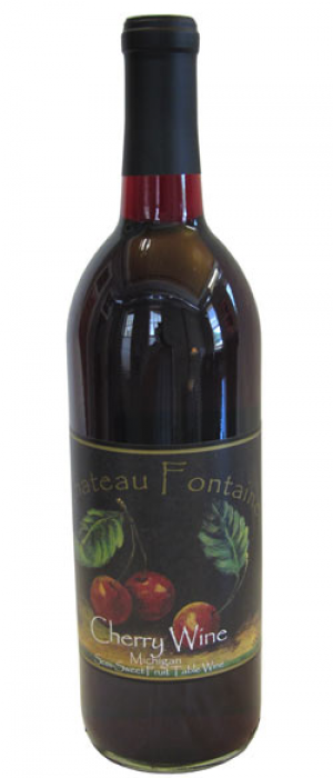 Chateau Fontaine Cherries | Red Wine