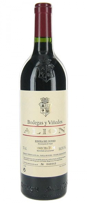 Alion 2004 Vega Sicilia Ribera Del Duero  | Red Wine