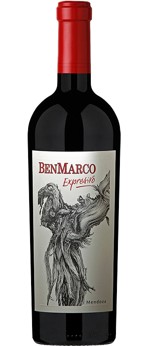BenMarco Expresivo 2012 Bottle