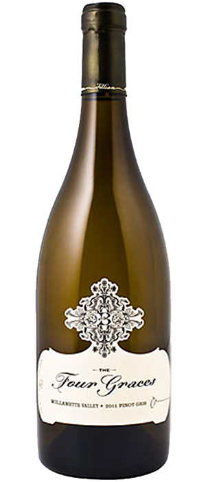 The Four Graces 2011 Pinot Gris (Grigio) Bottle