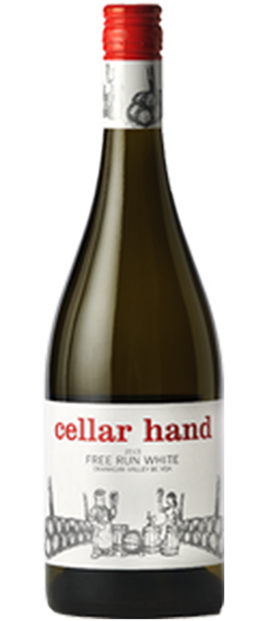 Cellar Hand Free Run White Bottle