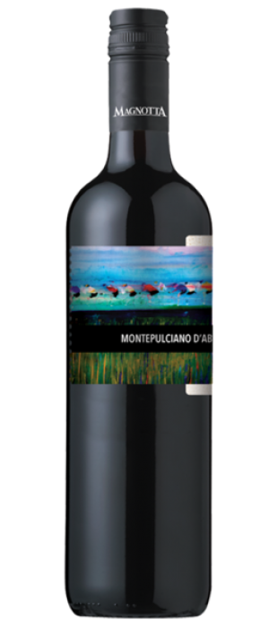 Magnotta Winery Montepulciano d'Abruzzo Italy | Red Wine