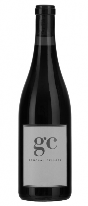 Grochau Cellars 2013 Zenith Vineyard Pinot Noir Bottle