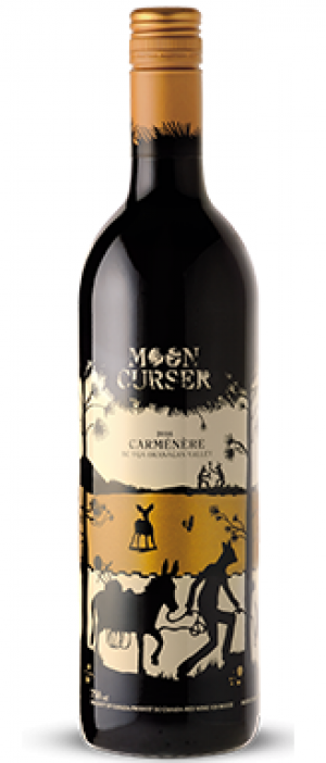 Moon Curser Vineyards 2016 Carmenère | Red Wine