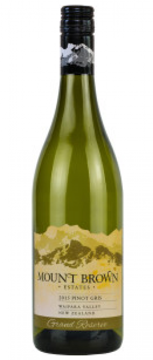 Mount Brown Pinot Gris 2015 | White Wine