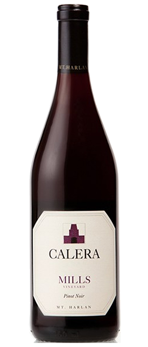 Calera 2011 Pinot Noir Bottle