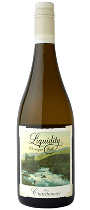 Liquidity 2012 Chardonnay Bottle