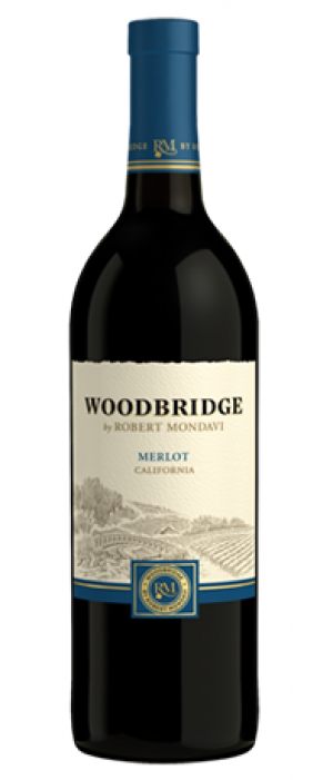 Woodbridge Merlot Bottle