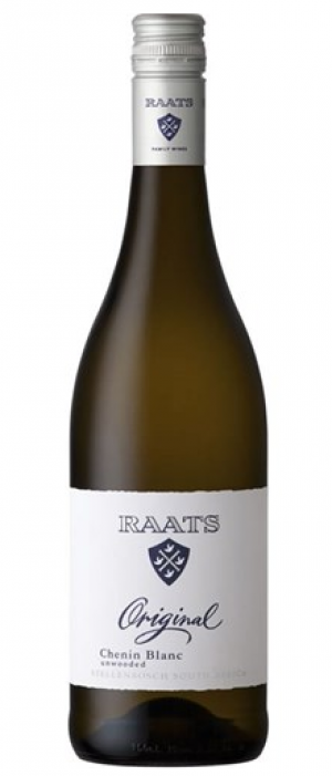 Raats Family Wines Original Chenin Blanc 2016 Bottle