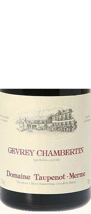 Gevrey Chambertin Bottle