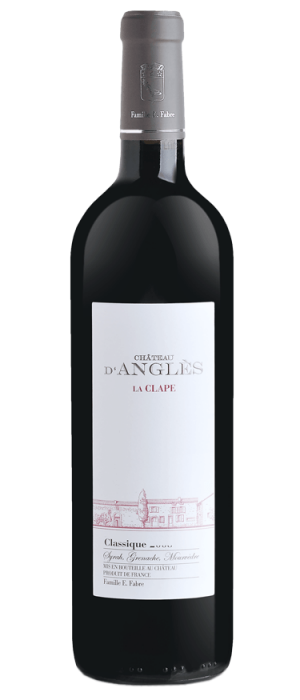 Chateau d'Anglès 2015 Classique Red | Red Wine