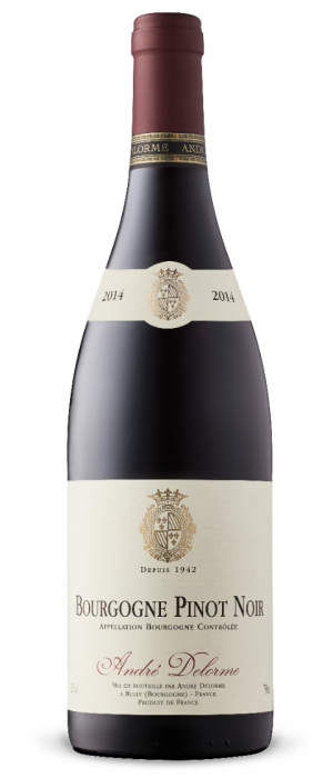 André Delorme Bourgogne Pinot Noir 2014 | Red Wine