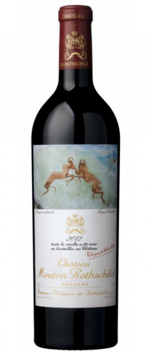 Château Mouton Rothschild 2012 | Red Wine