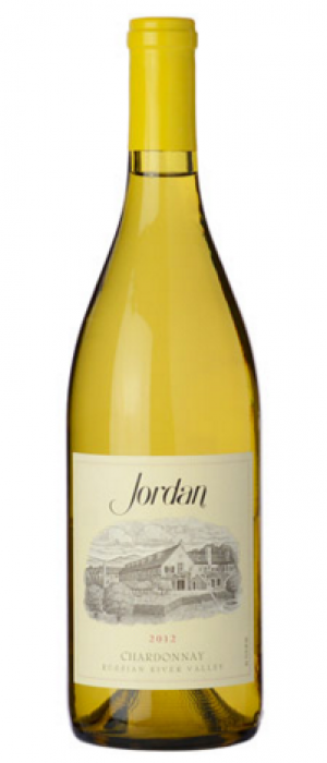 Jordan Vineyard & Winery 2012 Chardonnay | White Wine