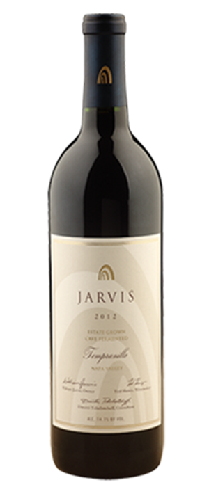 Jarvis 2012 Tempranillo | Red Wine