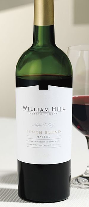 Bench Blend Malbec Bottle