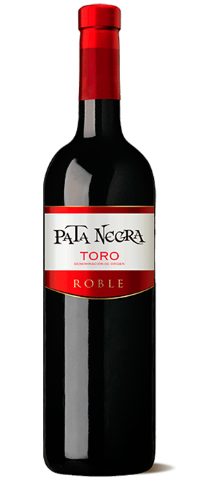 Pata Negra 2013 Toro Roble Bottle